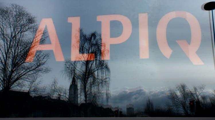 Alpiq stösst das Kraftwerk Monthel im Wallis ab