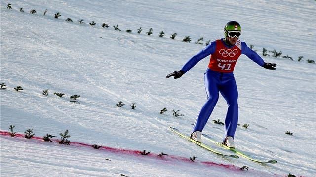 Tim Hug will beim zweiten Olympia-Anlauf überzeugen