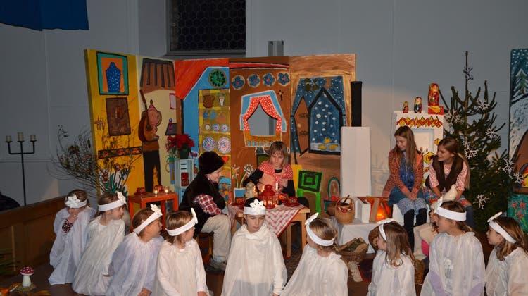 Gottesdienst zum 1. Advent in der reformierten Kirche Seengen