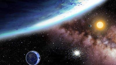Haben Forscher so etwas wie eine zweite Erde gefunden?