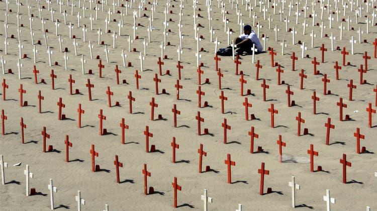 10 Jahre nach Beginn des Irak-Kriegs: Die First Lady kämpft für Veteranen