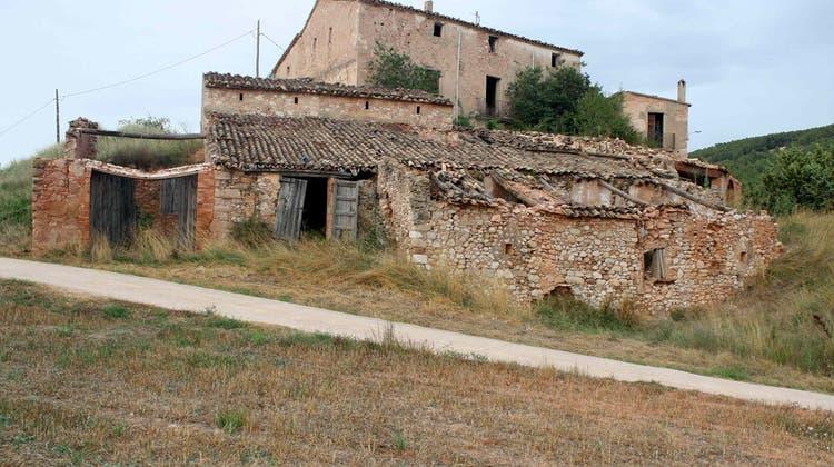 Wo jeder ein Immobilienhai sein kann: Spanien verkauft seine Dörfer