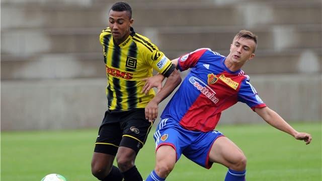 FC Basel U21 gewinnt das Derby gegen die Old Boys