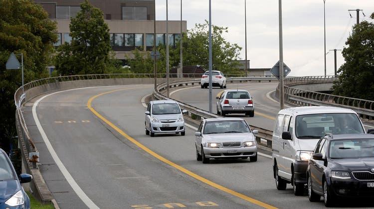 Solothurner Brücken und Strassen sollen für 40 Millionen saniert werden