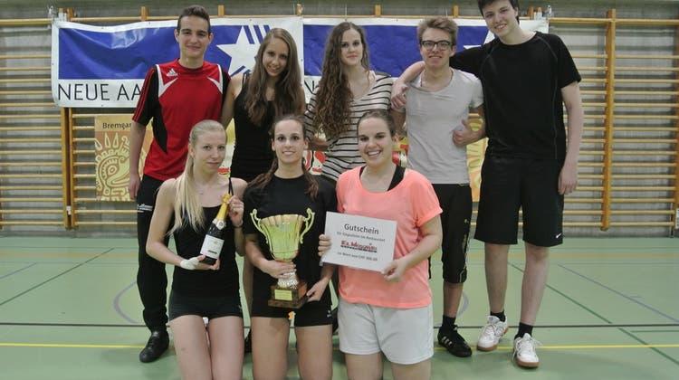 Volleyball-Nacht: Tolle Stimmung und hohes Spielniveau