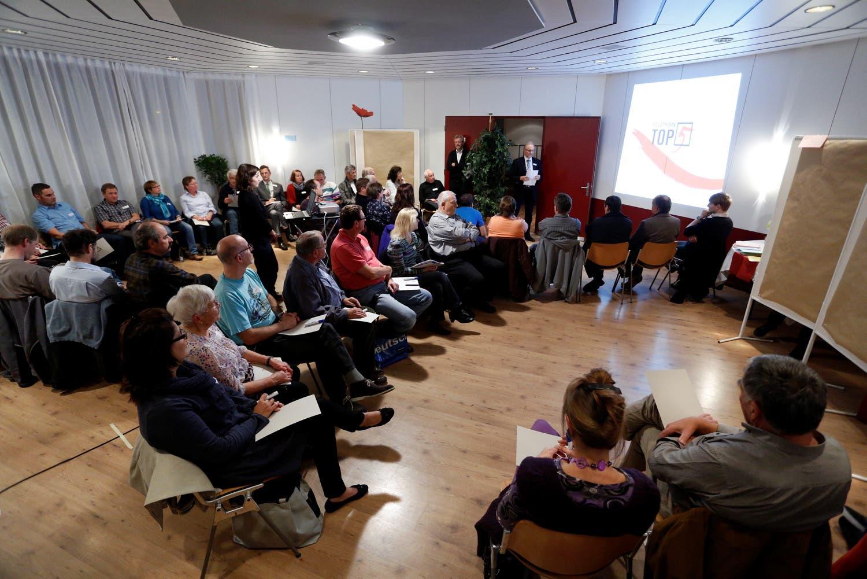 «Solothurn Top 5»-Workshop in Biberist