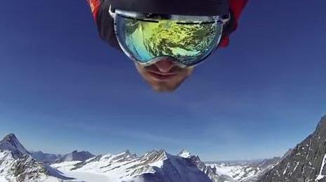 Frei in den Berner Alpen: Das Video als Ode an die Freiheit