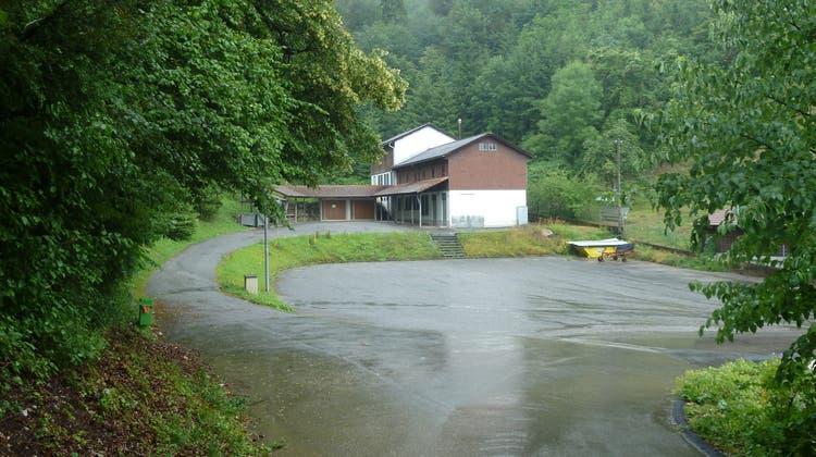 Die ehemalige Militärunterkunft könnte bald zur Kita werden