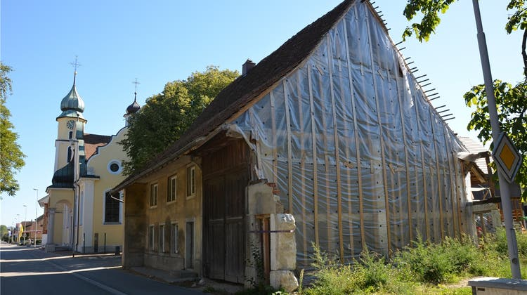 Die Gläubigerbank sichert sich an der Versteigerung das Joachimhaus