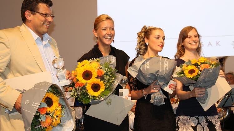 Diplomfeier Export im KuK Aarau