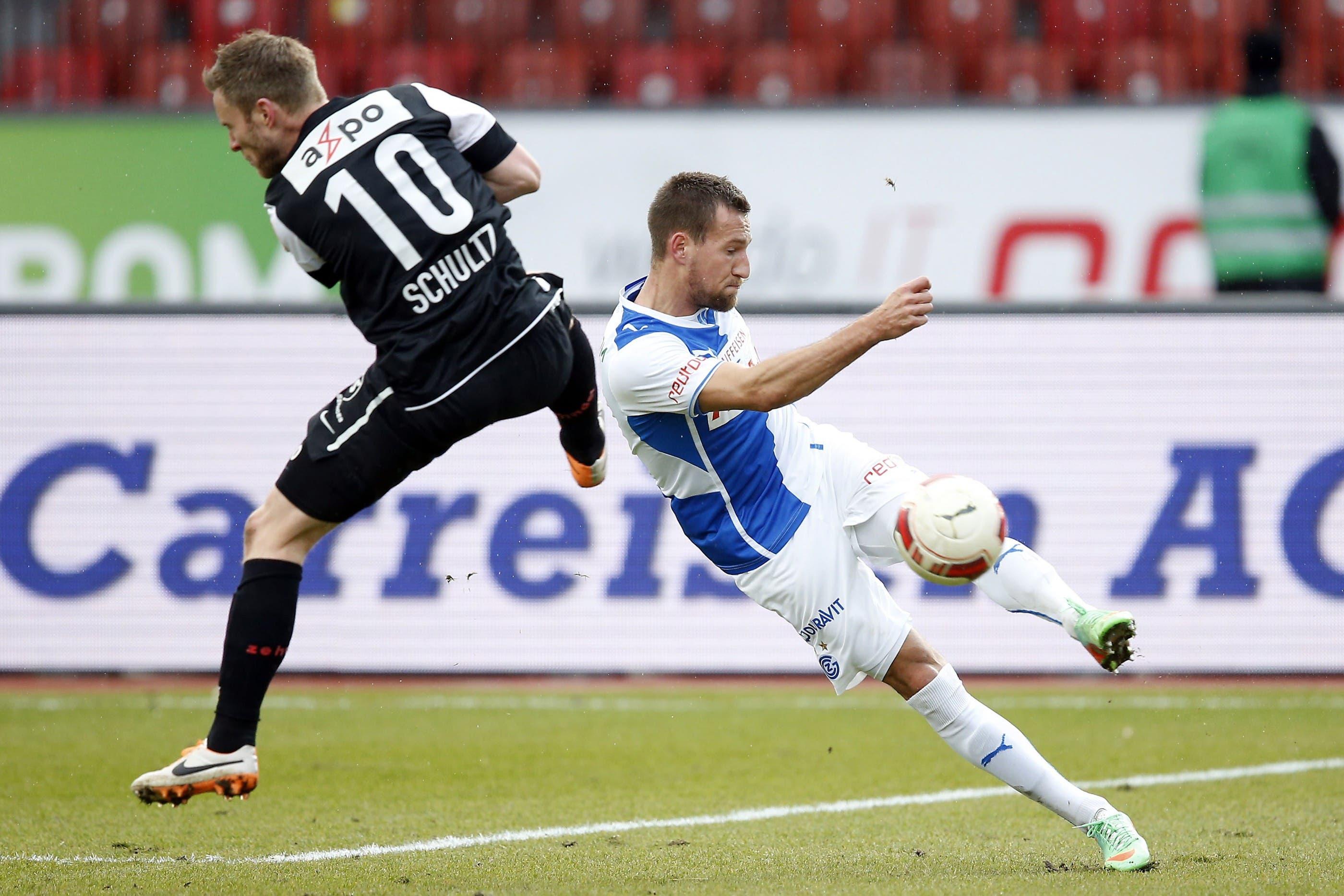 Nach über 10 Jahren: Der FC Aarau bezwingt GC auswärts