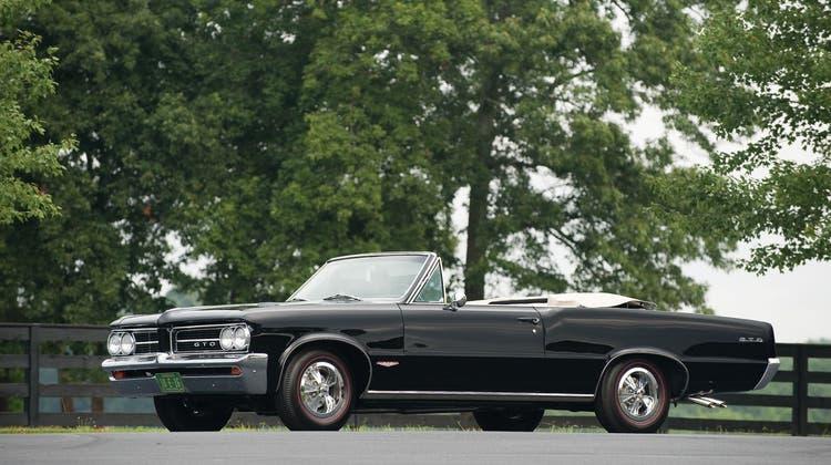 Pontiac GTO - der erste Muscle-Car