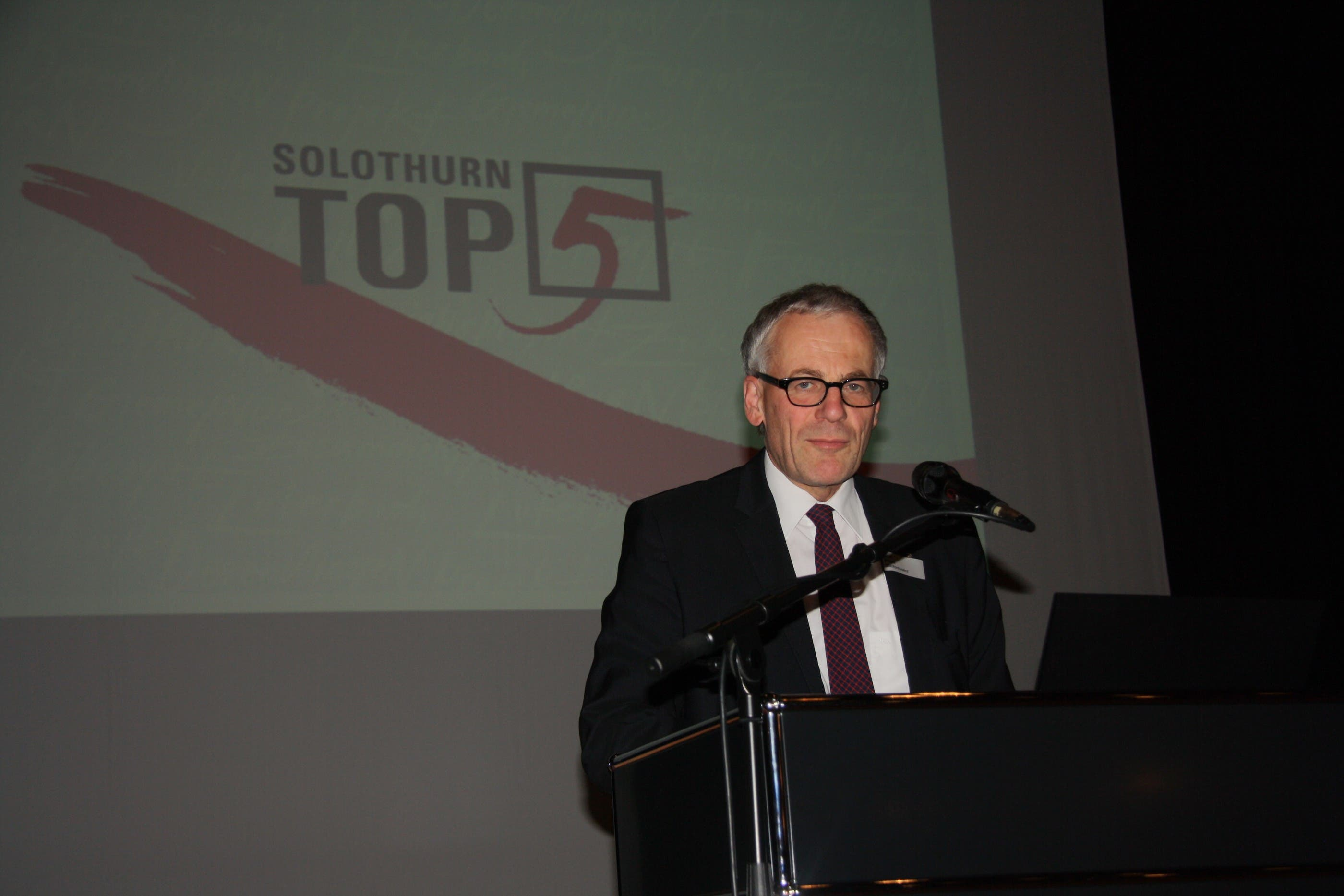 «Mitwirkungs-Workshop zur Fusion «Solothurn Top 5»