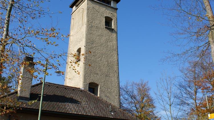 Sonnenberg: Erster Turm kostete 600 Franken und fiel bald in sich zusammen