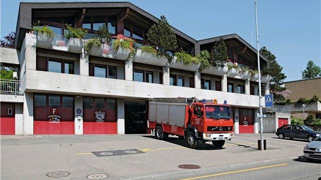 Bellikon sagt ja zum Umzug der Feuerwehr Regio Heitersberg