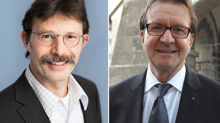Hans-Martin Plüss will nur Vizeammann von Zofingen werden