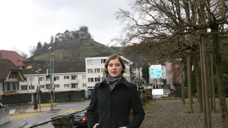 Eine Berliner Autorin entdeckt die Kleinstadt Lenzburg