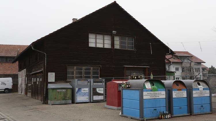 Werkhof-Neubau in Kappel ohne Entsorgungsplatz? Und mit FC-Garderobe?