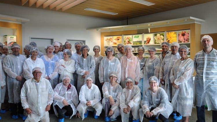 Gewerbeverein Oensingen trifft Ostschweiz
