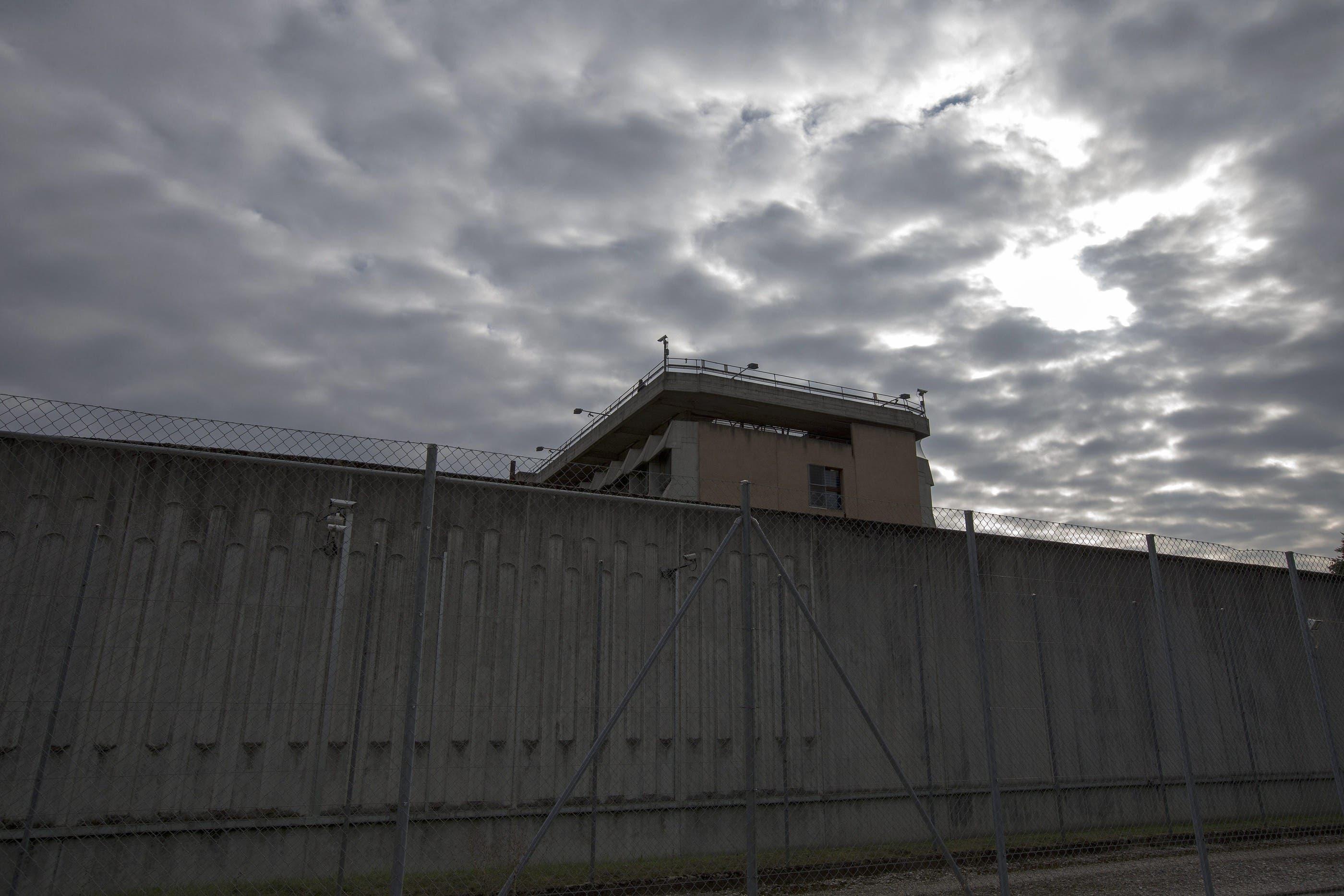 Die Genfer Strafanstalt Champ-Dollon
