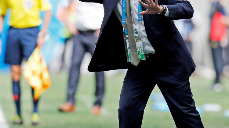 Sei erfolgreich und sprich nicht darüber – Argentiniens unterschätzter Trainer