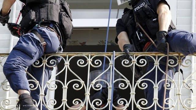 Elitepolizisten sind trotz falscher Verhaftung nicht schuldig