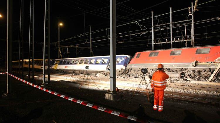 Die Prävention von Zugunfällen leidet, weil Bund Berichte zurückhält
