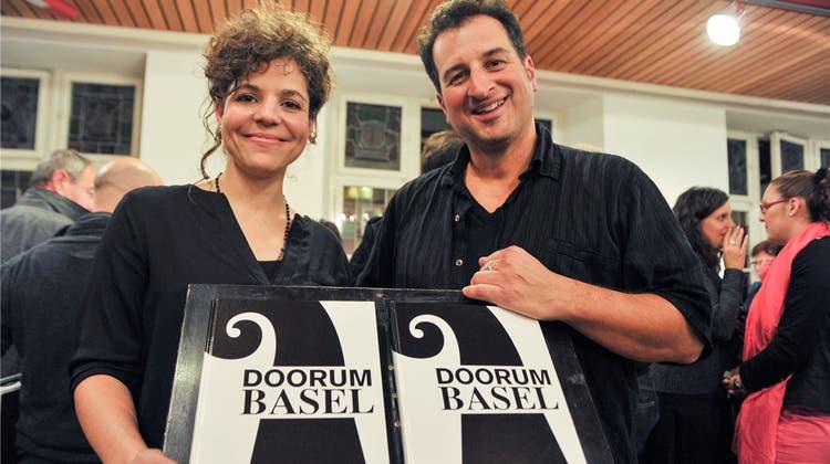 «Doorum Basel»: Die Stadt feiert einen neuen Bildband