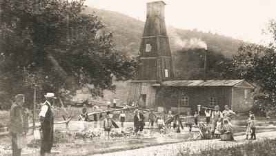 Bohrung vor 100 Jahren: Zurzach kam nur dank Zufällen zum Thermalbad