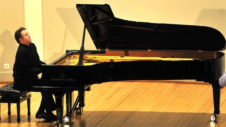 Faszination des Klavierklangs erfüllte den Konzertsaal