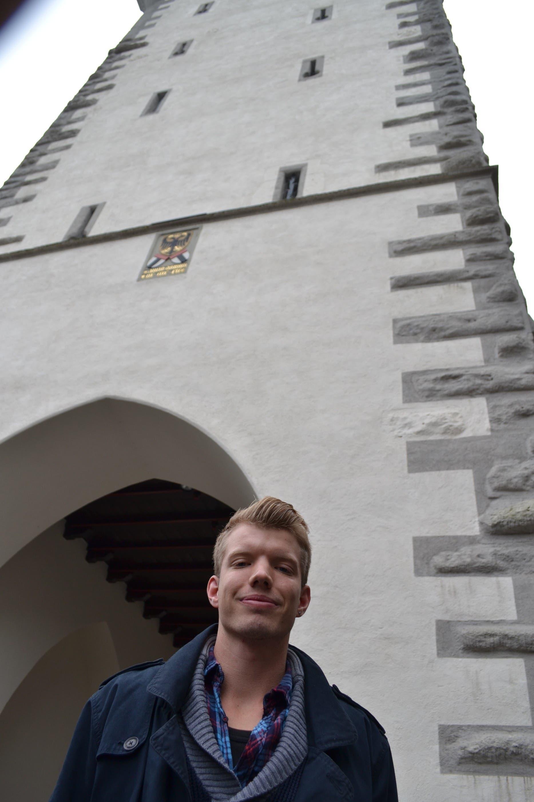 Rapper Stego wohnt seit sechs Jahren in Baden