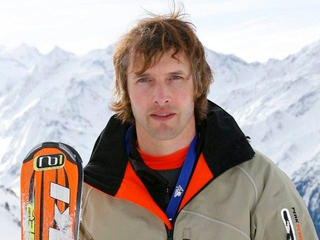 James Blunt führt eine Bergbeiz, fährt Ski, komponiert und ist auf Facebook - manches sogar gleichzeitig (Archiv)