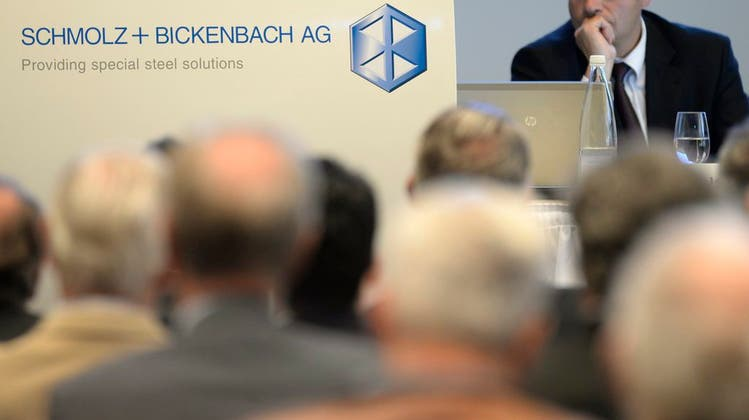 Schmolz + Bickenbach: Aktionäre segnen Kapitalerhöhung ab