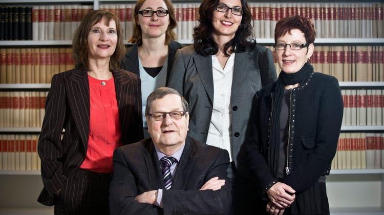 Die Filexis AG feiert Jubiläum - mit fast 100 Prozent Frauenquote