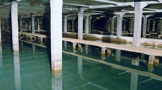 Grosse Sause zum 100-Jahr-Jubiläum des Stadtzürcher Seewasserwerk Moos