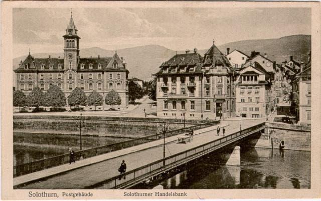 «Du bisch vo Solothurn, wenn no dört links uf Post bisch gange»