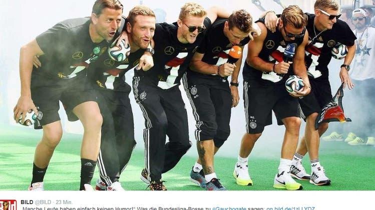 #Gauchogate spaltet Deutschland – das sagen die Bundesligavertreter