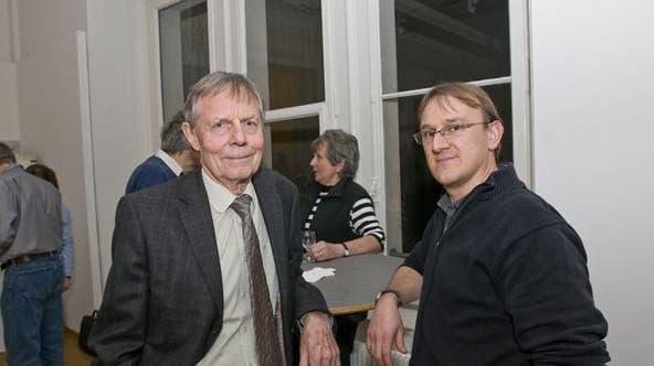 Renommierter Paläontologen-Preis für Basler Hans Hess