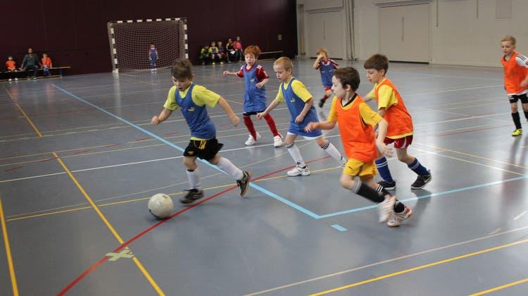 4. Juniorenhallenturnier Dorf, 1. März 2013