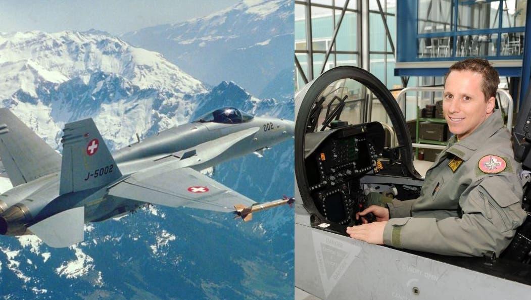 Der F/A-18-Unglückspilot wollte den Flug abbrechen