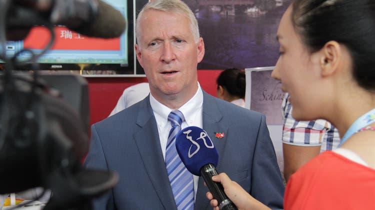 Von FHNW organisiert: Auftritt der Schweizer KMU in China war erfolgreich