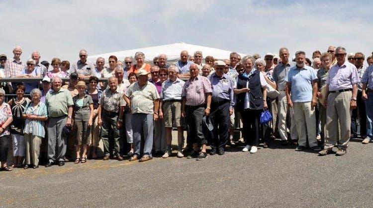 Die Veteranenreise führte in den Freiberger- Jura
