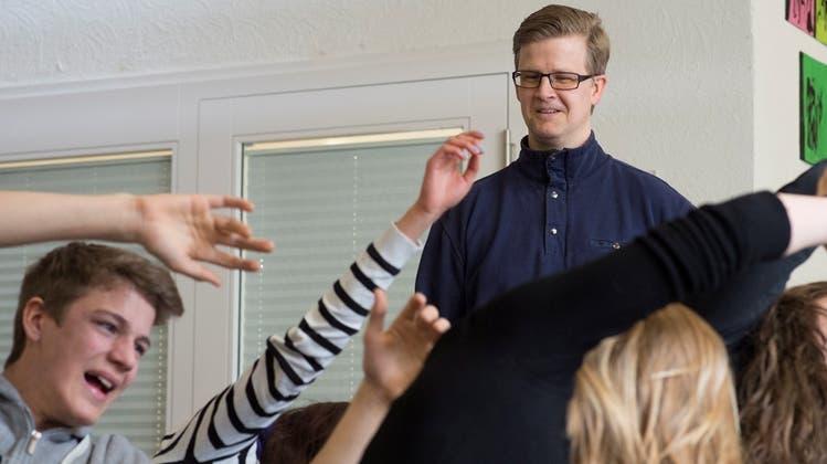 Achim Lück erhält Bigler-Preis für Theater mit Gänsehauteffekt