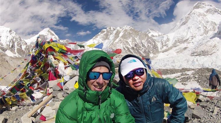 Von Murgenthal in den Himalaya: 101 Kilometer für verunglückten Sherpa