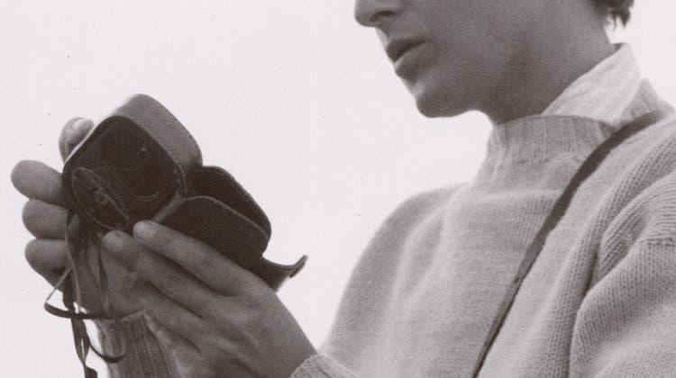 In ihren Fotos lebt Anita Volland-Niez weiter