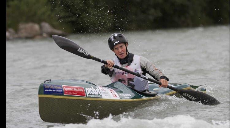 Sensationelle Silbermedaille für die Solothurnerin Melanie Mathys