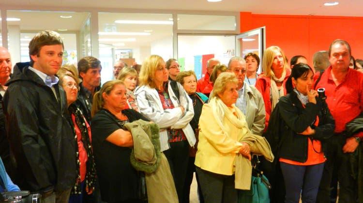 Uruguayische Reisegruppe ist beeindruckt und fasziniert von der Schweiz