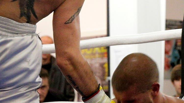 Lockerer K.o.-Sieg für Lokalmatador Martinez gegen Ungaren