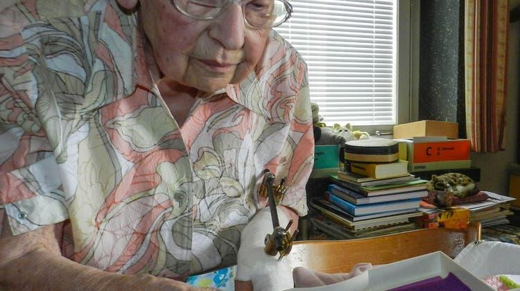 Alfreda Kron, eine Pionierin in der Erwachsenenbildung