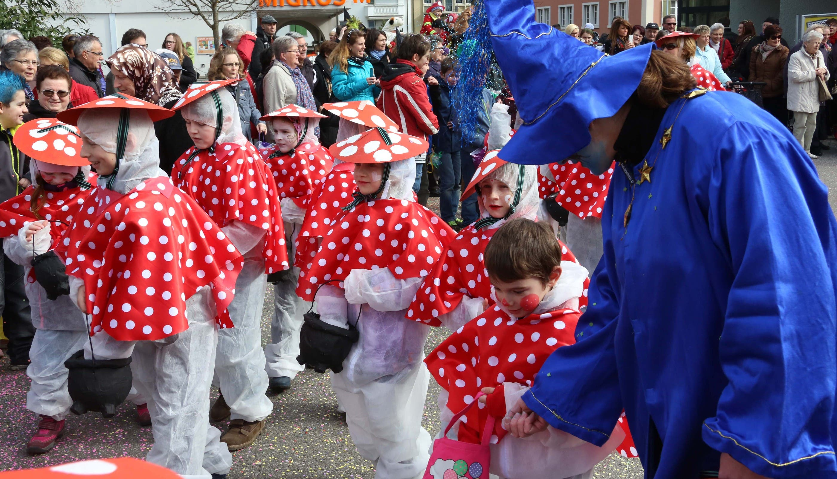 Kinderumzug Balsthal 2014